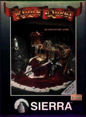 King's Quest: Quest for the Crown