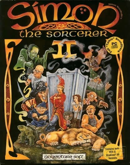 Simon the Sorcerer II - The Lion, the Wizard and the Wardrobe