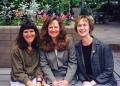 Megan Gaiser, Carolyn Bickford, Sheri Hargus