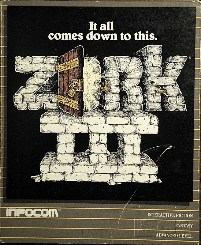 Zork III: The Dungeon Master