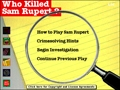 Virtual Murder 1: Who Killed Sam Rupert