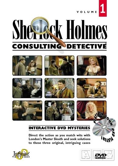 Sherlock Holmes Consulting Detective Volume I