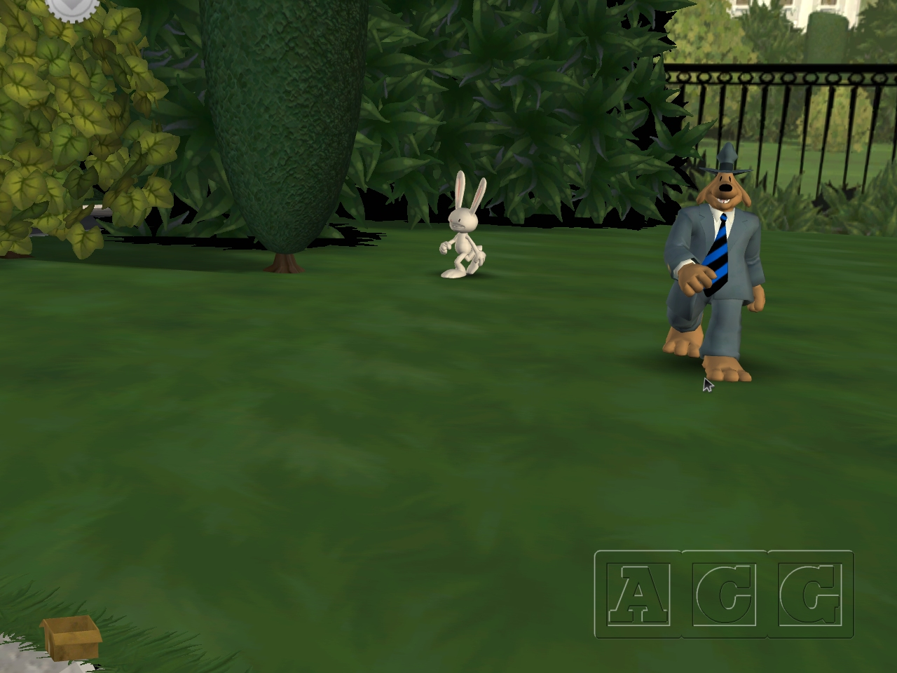 Sam & Max Save the World Episode 104: Abe Lincoln Must Die!