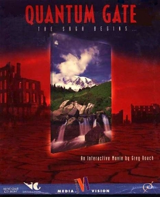 Quantum Gate: The Saga Begins…
