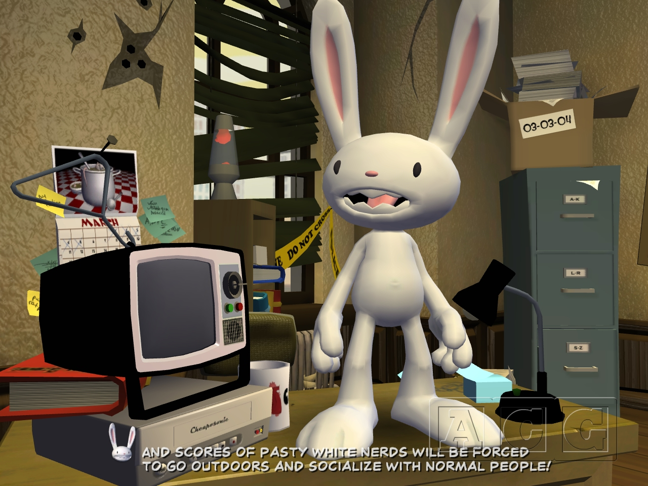 Sam & Max Save the World Episode 105: Reality 2.0
