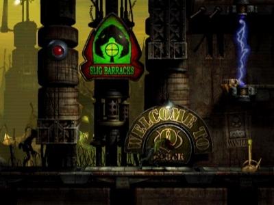 لعبة مغامرات رائعة مسئوليتي Oddworld: