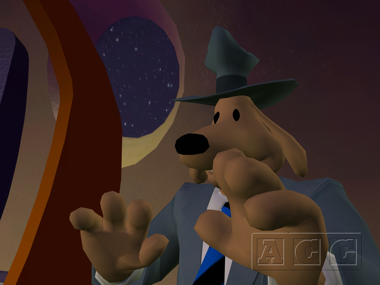 Sam & Max Save the World Episode 106: Bright Side of the Moon