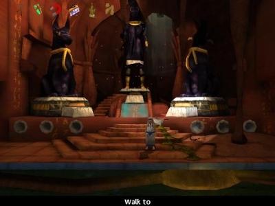 Ankh: Heart of Osiris