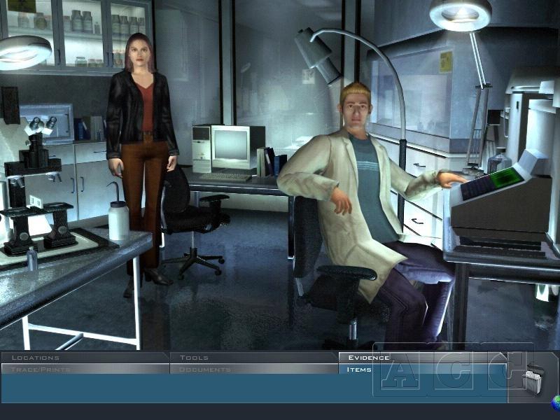 CSI: Crime Scene Investigation
