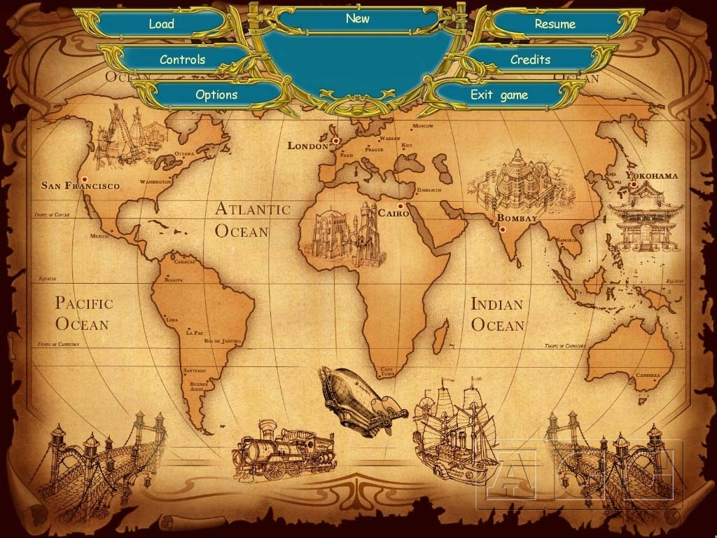 Прохождение игры вокруг света за 80 дней сан франциско 2 фотография