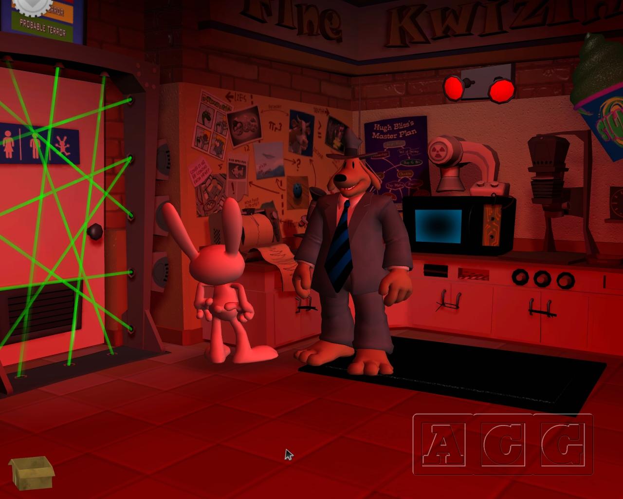 Sam & Max Beyond Time & Space Episode 201: Ice Station Santa