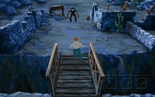 Alone in the dark 3 gallery adventure classic gaming for Alone in the dark 3