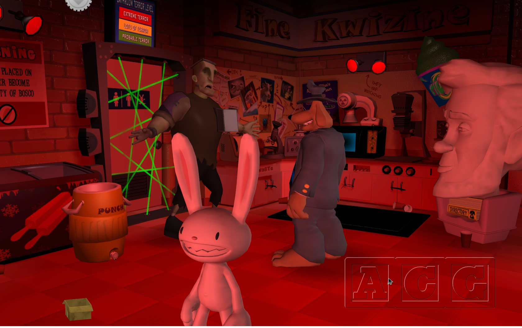 Sam & Max Beyond Time & Space Episode 205: What's New, Beelzebub?