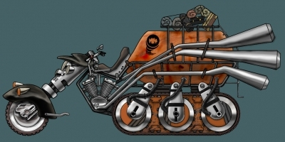 The rise and fall of Full Throttle: a conversation with Bill Tiller