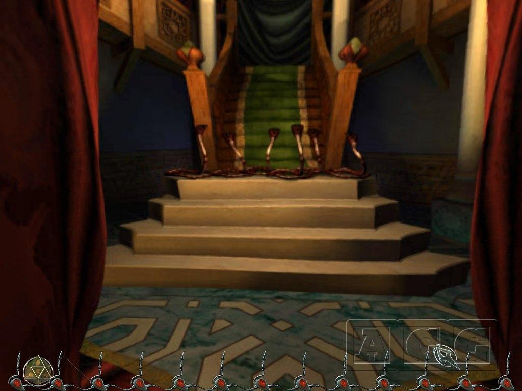 Atlantis III: The New World