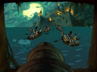 Curse of monkey island walkthrough mega monkey