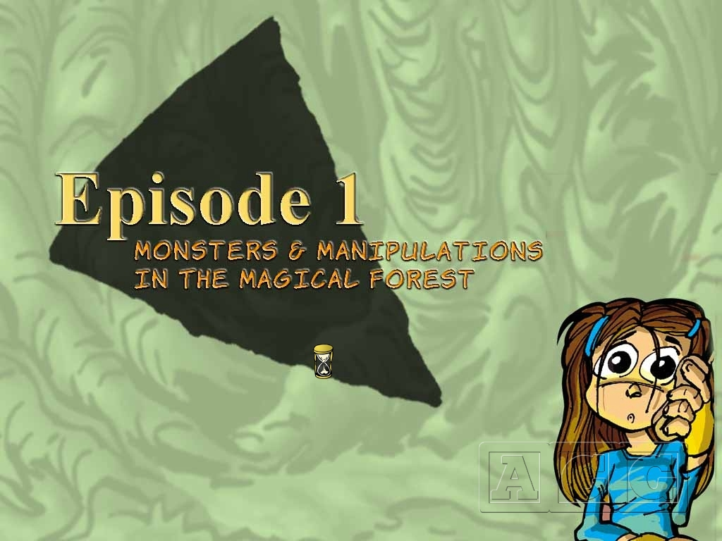 Pizza Morgana: Episode One - Monsters and Manipulations in The Magical Forest