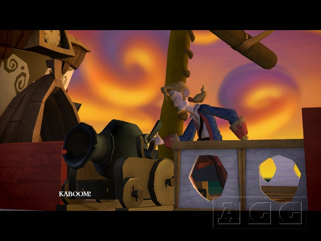 Tales of Monkey Island Chapter 2: The Siege of Spinner Cay
