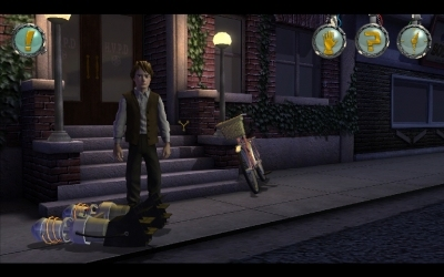 Back to the Future: The Game Episode 1: It's About Time