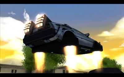 Back to the Future: The Game Episode 2: Get Tannen!