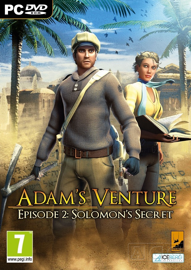 Adam's Venture Episode 2: Solomon's Secret