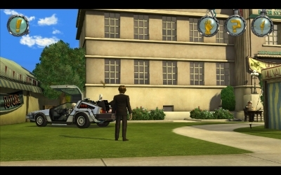 Back to the Future: The Game Episode 4: Double Visions