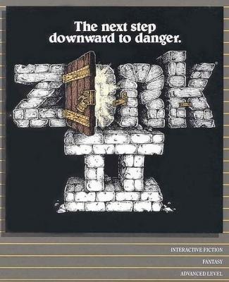 Zork II: The Wizard of Frobozz