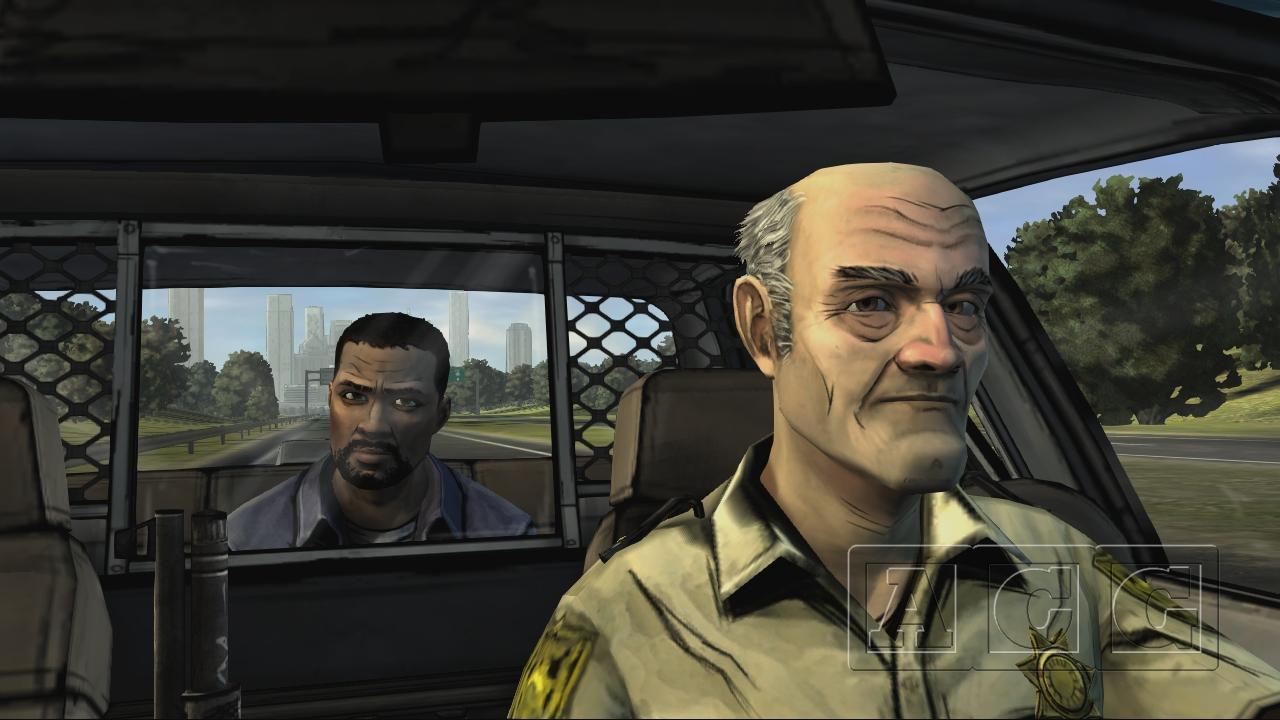 The Walking Dead: Season 1 Episode 1: A New Day