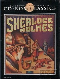 The Lost Files of Sherlock Holmes - Case of the Serrated Scalpel