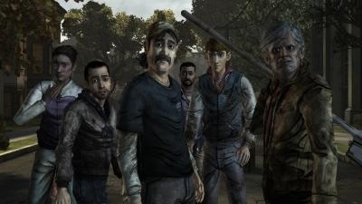 The Walking Dead: Season 1 Episode 4: Around Every Corner