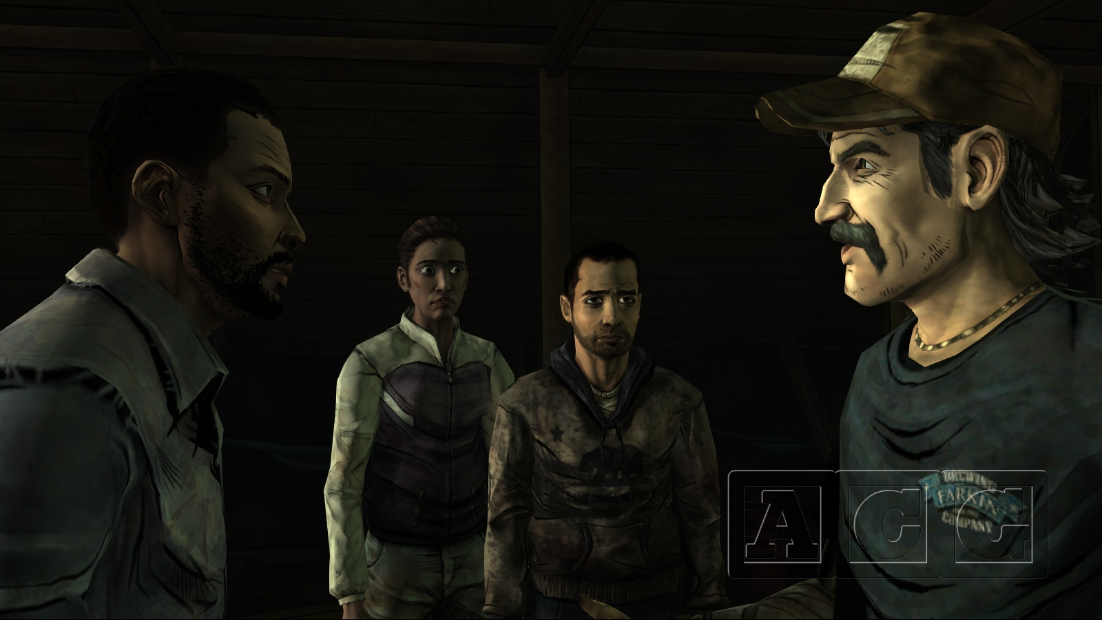 The Walking Dead: Season 1 Episode 5: No Time Left