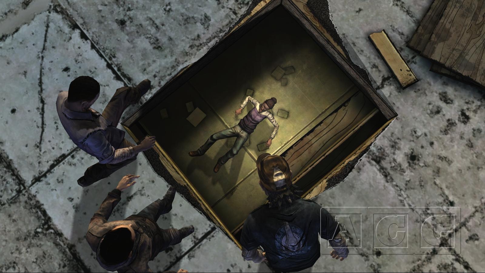The Walking Dead: Season 1 Episode 5: No Time Left