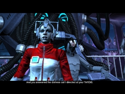 Doctor Who: The Adventure Games: Episode Two: Blood of the Cybermen