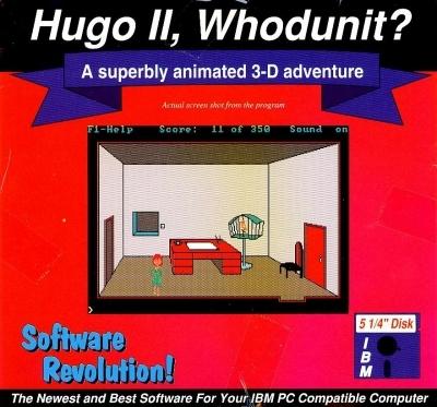 Hugo II: Whodunit?