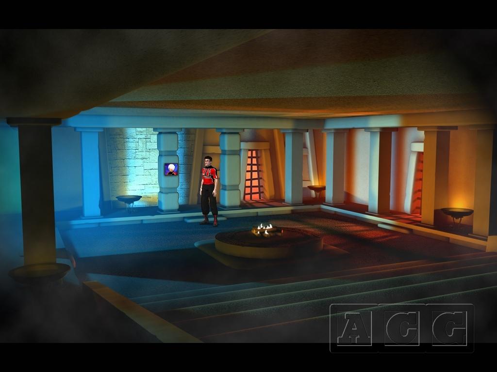 Quantumnauts 2: Black Hole Happens!