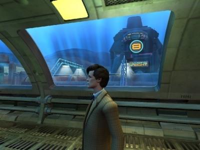Doctor Who: The Adventure Games: Episode Four: Shadows of the Vashta Nerada