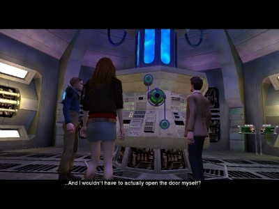 Doctor Who: The Adventure Games: Episode Four: Shadows of the Vashta Nerada