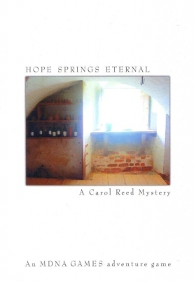 Hope Springs Eternal: A Carol Reed Mystery