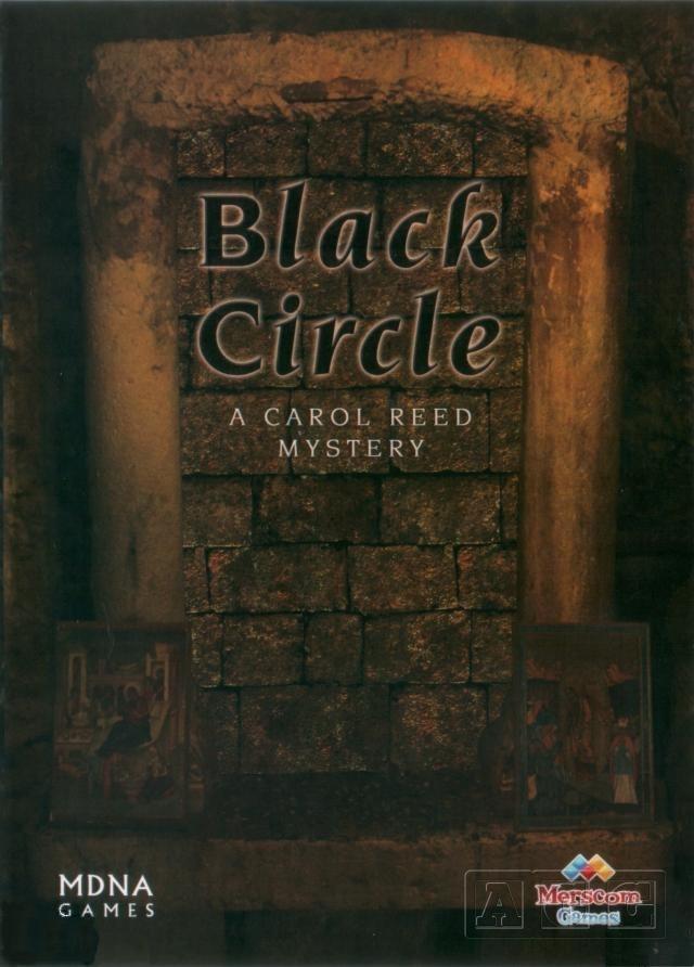 Black Circle: A Carol Reed Mystery