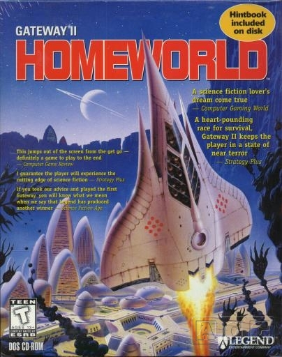 Gateway II: Homeworld