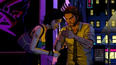 The Wolf Among Us Episode 1: Faith
