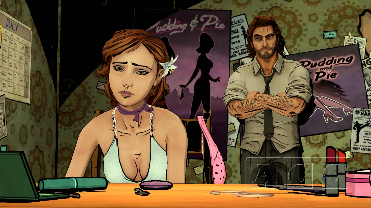The Wolf Among Us Episode 2: