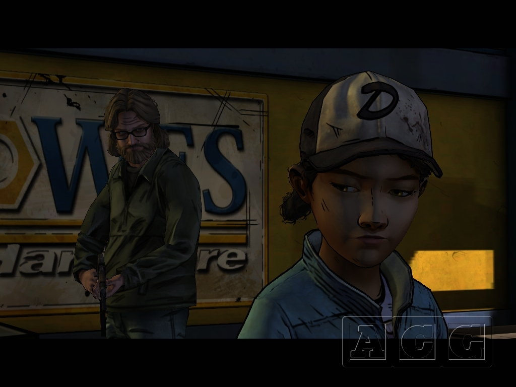 The Walking Dead: Season 2 Episode 3: In Harm's Way