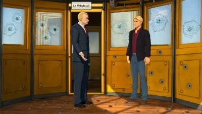 Broken Sword 5: The Serpent's Curse Episode 2