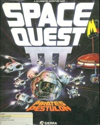 Space Quest III: Pirates of Pestulon
